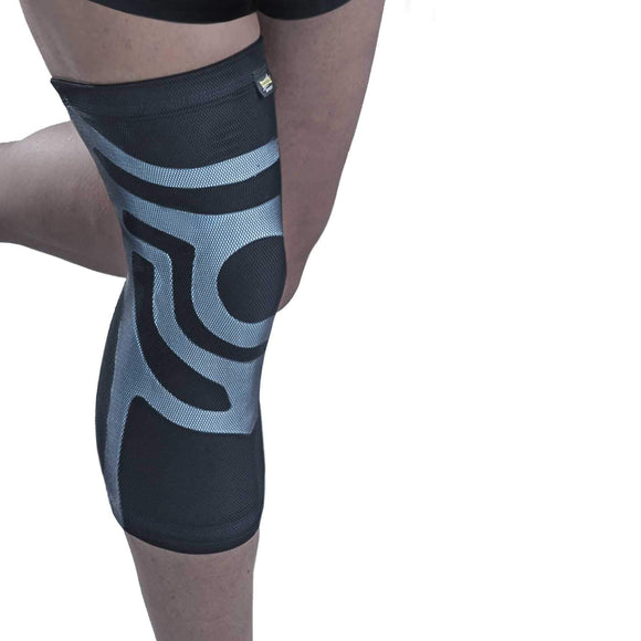 URIEL Compression Knee Sleeve | Injection Silicone Compression Taping Sleeve