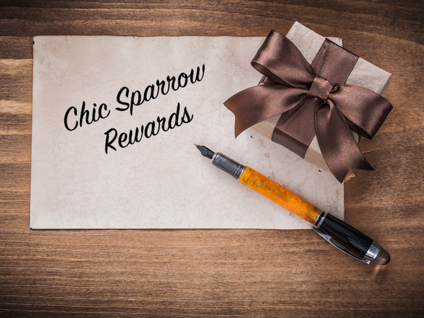 Get Rewards for your Purchases!