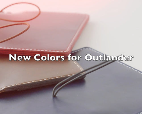 New Outlander Colors
