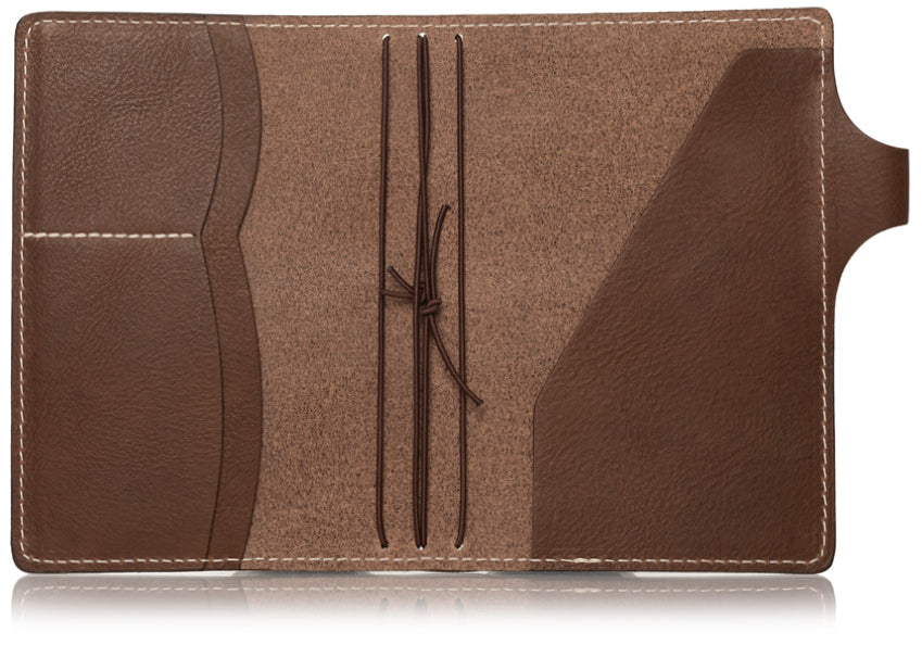 Heritage Leather Travelers Notebook Cover