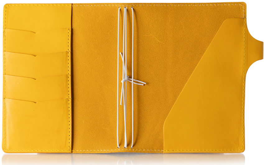 Cascade Leather Travelers Notebook Cover