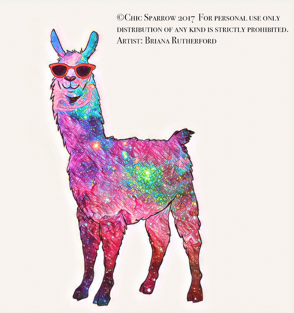 graphic about Llama Printable named Llama Printables