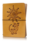 Gecko | Classic Collector's Hand Tooled