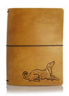 Classic Collector's Hand Tooled Greyhound
