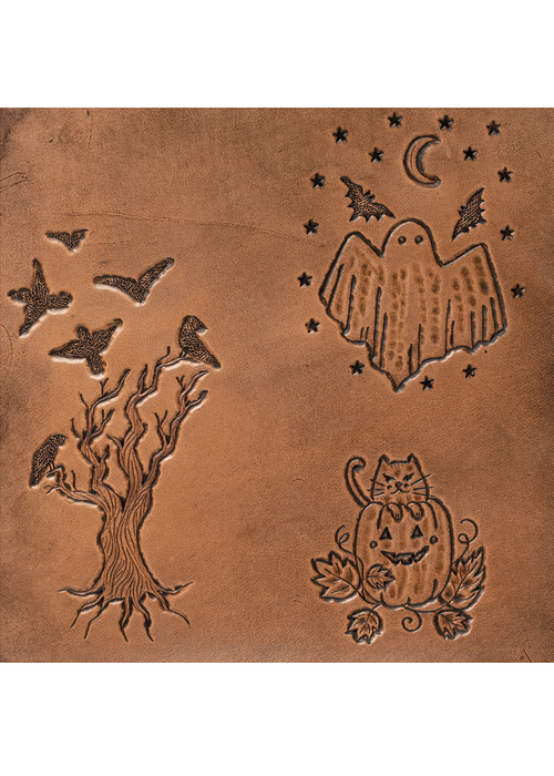 Halloween Hand Tooled | Deluxe Collector's Hand Tooled