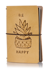 Classic Collector's Hand Tooled 'Be Happy'