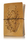 Classic Collector's Hand Tooled 'Seahorse'