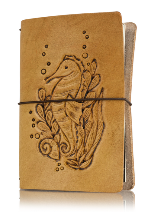 Seahorse | Classic Collector's Hand Tooled