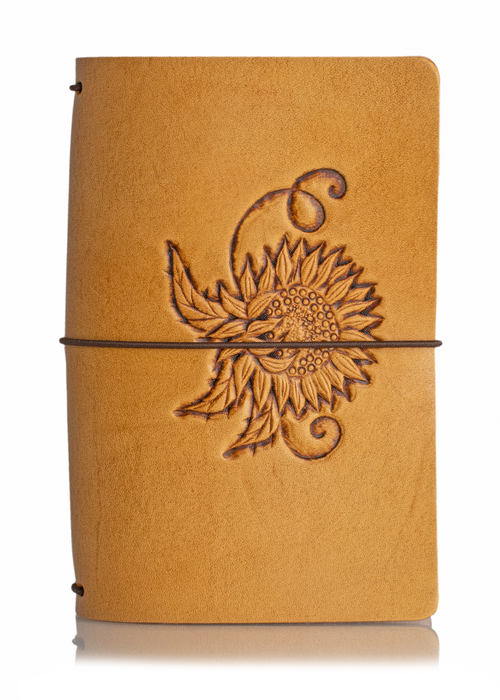 Sunflower | Classic Collector's Hand Tooled