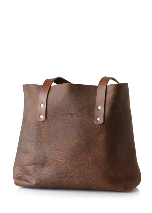 Rustic Tote | Second Chance