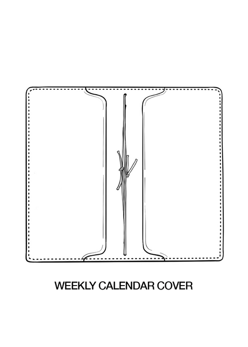 Sugarplum | Weekly Calendar Cover