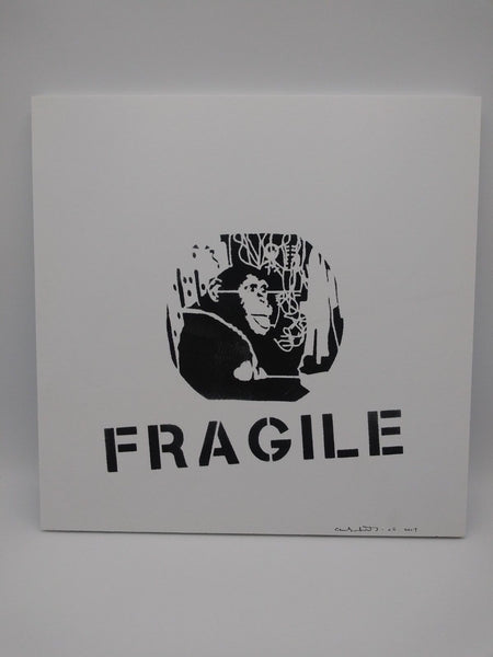 Charles Lindsay Field Station Variable Edition Signed Print of Fragile