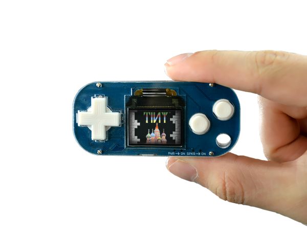 Pocket Arcade By TinyCircuits