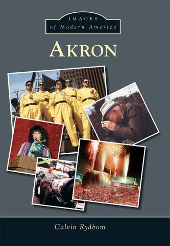 Images of Modern America: Akron