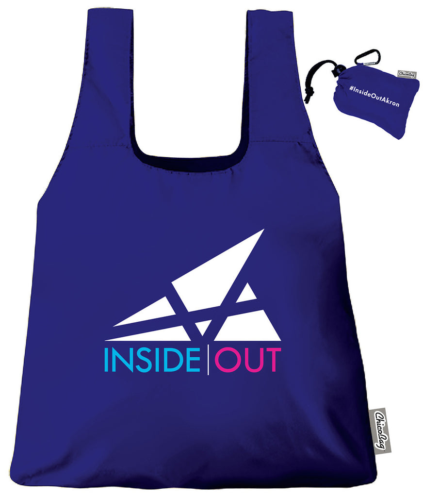 Inside / Out Reusable Bag