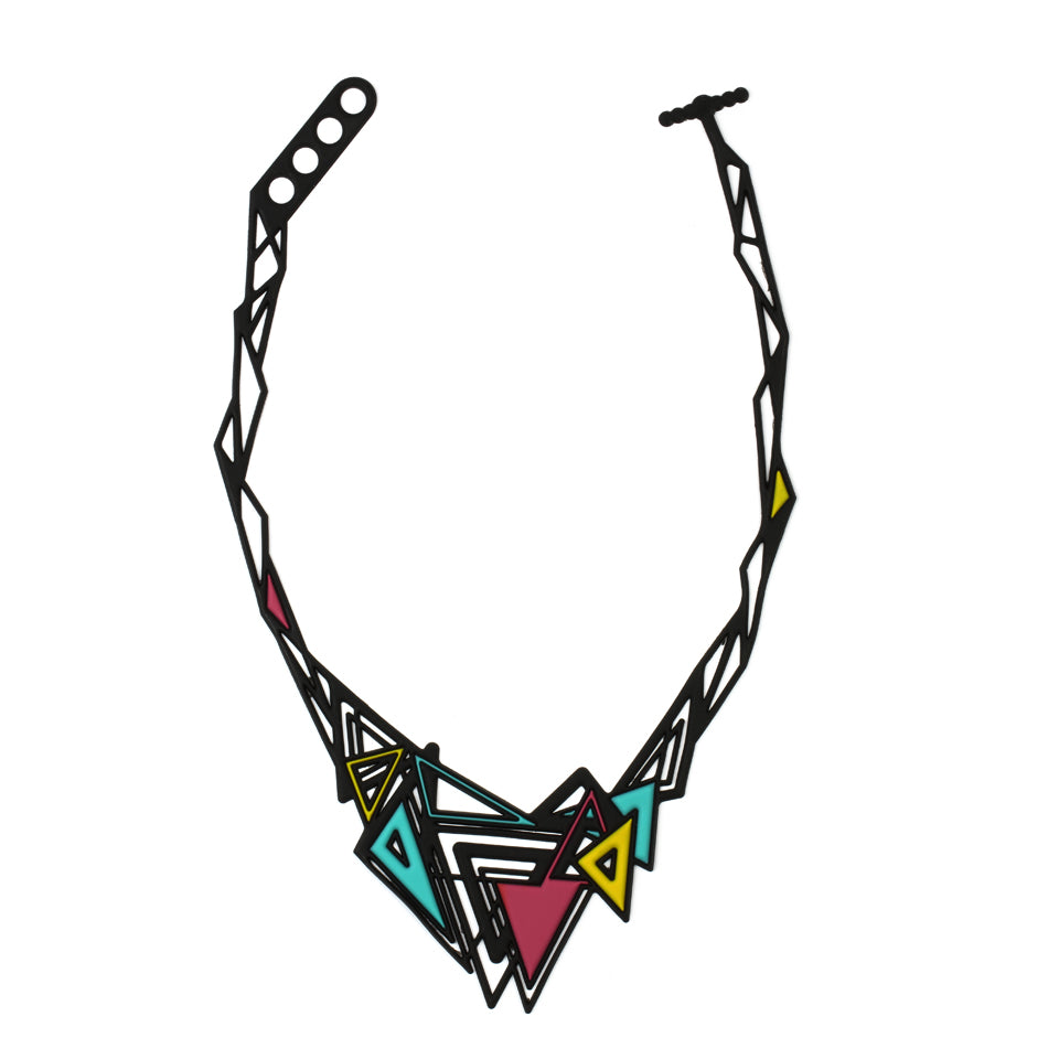 Kheops Necklace - Flashy By Batucada