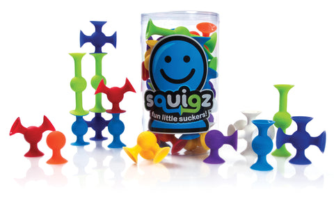 Squigz Starter Set from Fat Brain Toy Co.