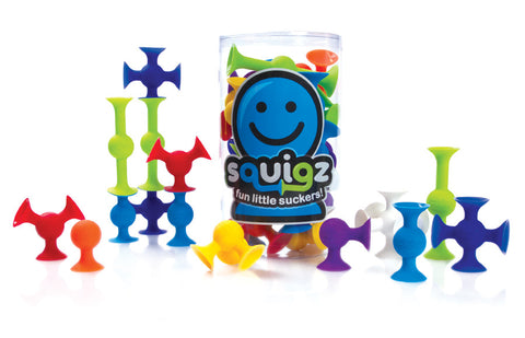 Squigz Starter Set from Fat Brain Toy