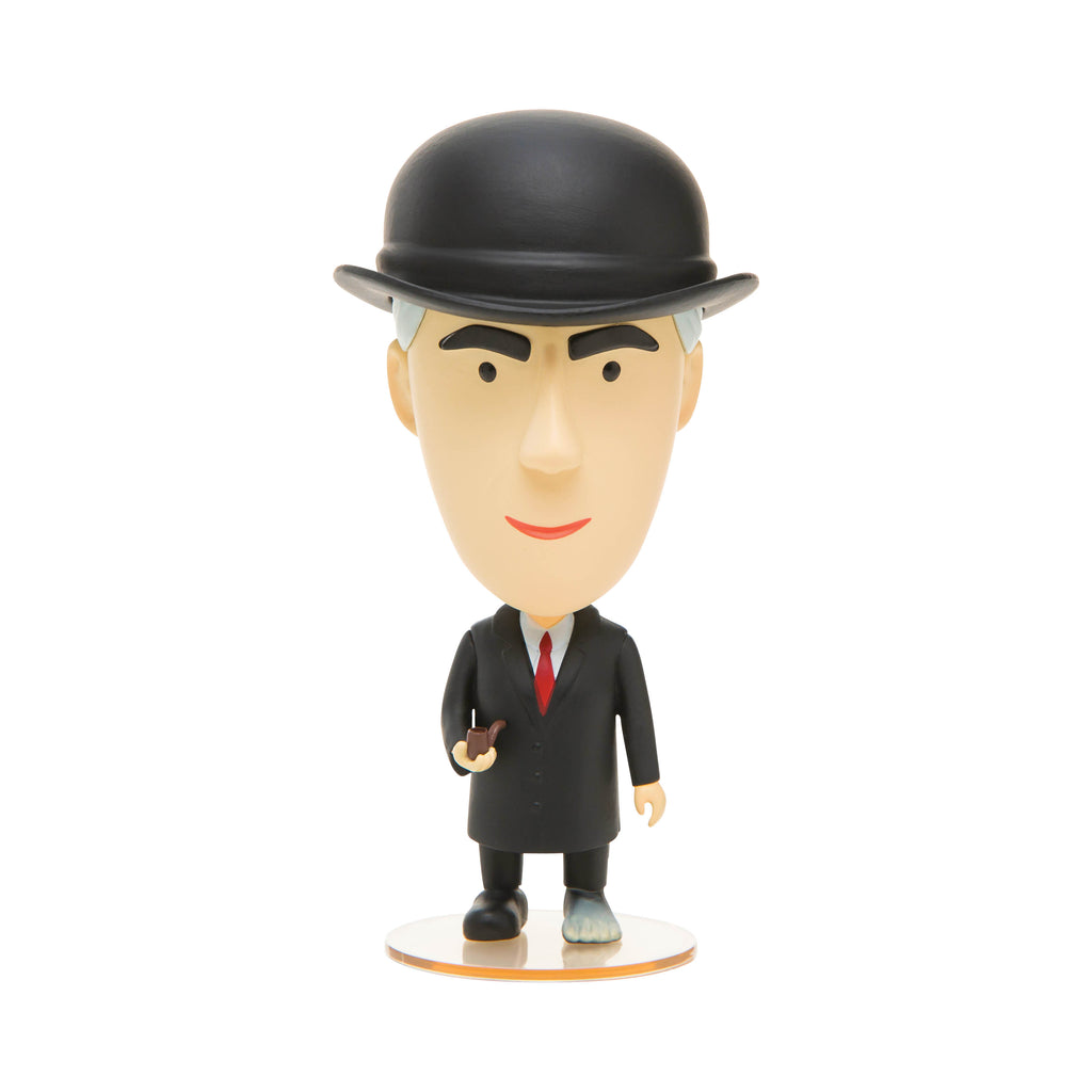 Rene Magritte Action Figure