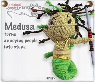 Medusa String Doll By Kamibashi