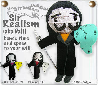 Sir Realism String Doll By Kamibashi