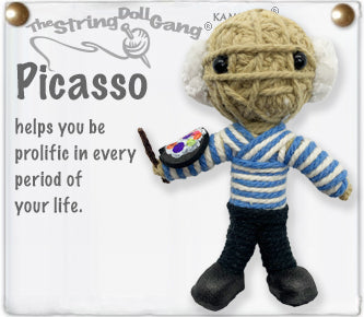 Picasso String Doll By Kamibashi