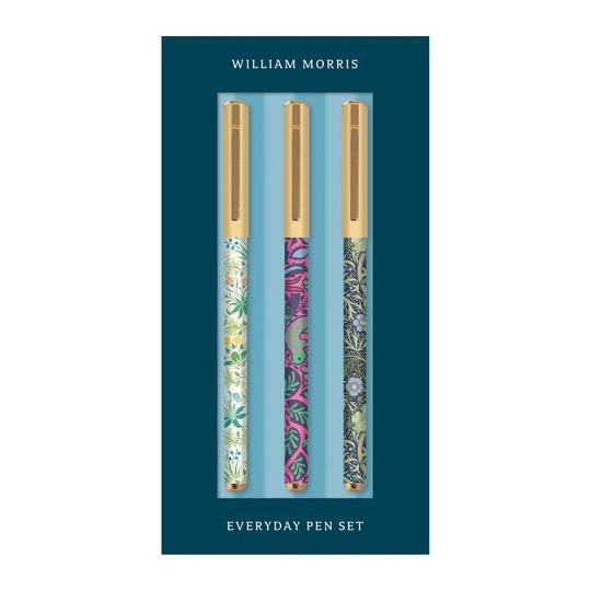 William Morris Everyday Pen Set