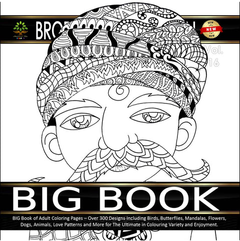 300 Adult Coloring Pages Click Here To Download A Pdf Copy Of This Book