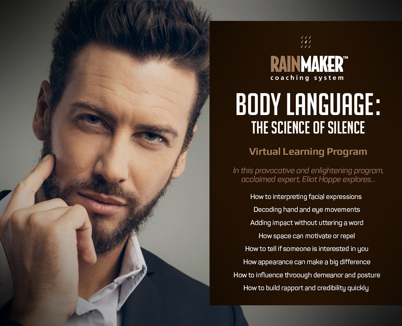 Body Language - Virtual Learning Program