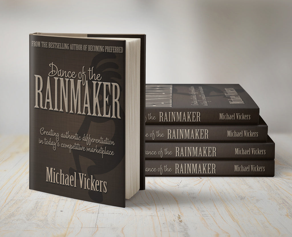 Dance of the Rainmaker - Hardcover