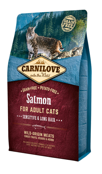 Carnilove Salmon Adult Cat Food