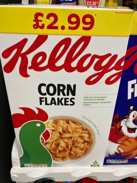 Kellogg Corn Flakes Cereal- Click and Collect