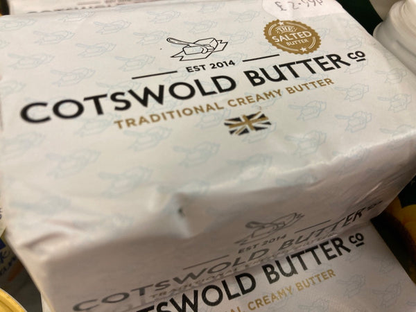 Cotswold Butter- Click & Collect