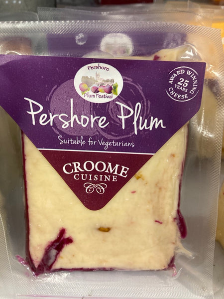 Croome Cheese Pershore Plum Click & Collect