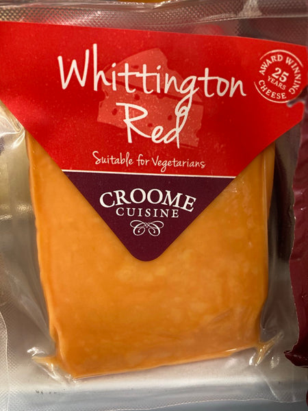 Croome Cheese Whittington Red