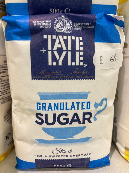 Granulated Sugar- Click & Collect