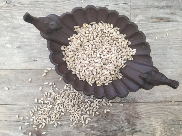 Sunflower Hearts Wild Bird Food