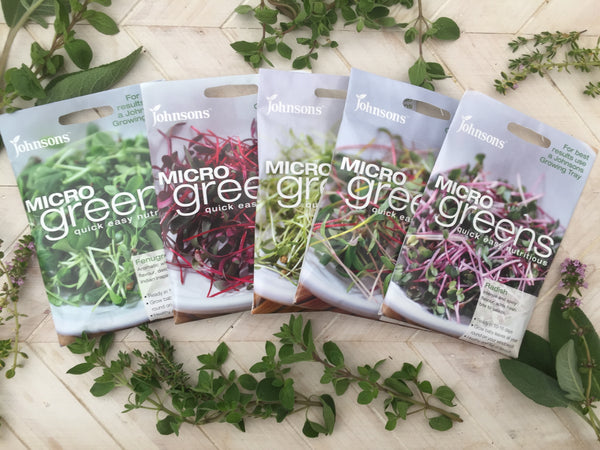 Micro Greens Seed Collection Superfood