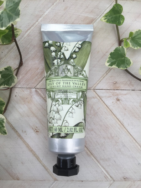 AAA Lily of the Valley Luxury Hand Cream