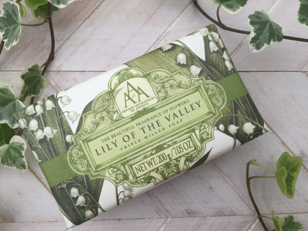 AAA Lily of the Valley Luxury Soap