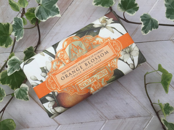 AAA Orange Blossom Luxury Soap