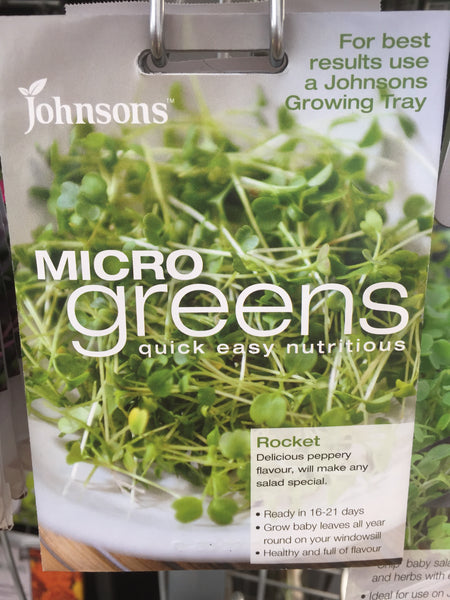 Micro Greens Seeds- Rocket