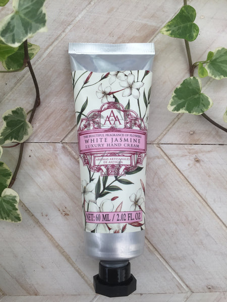 AAA White Jasmine Luxury Hand Cream