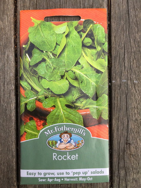 Mr Fothergill's Rocket seeds