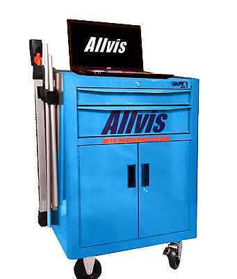 *NEED PRINT OUT?*ALLVIS 3-D COMPUTERIZED MEASURING-COMPUTER-PRINTER-CABINET - frametech.us