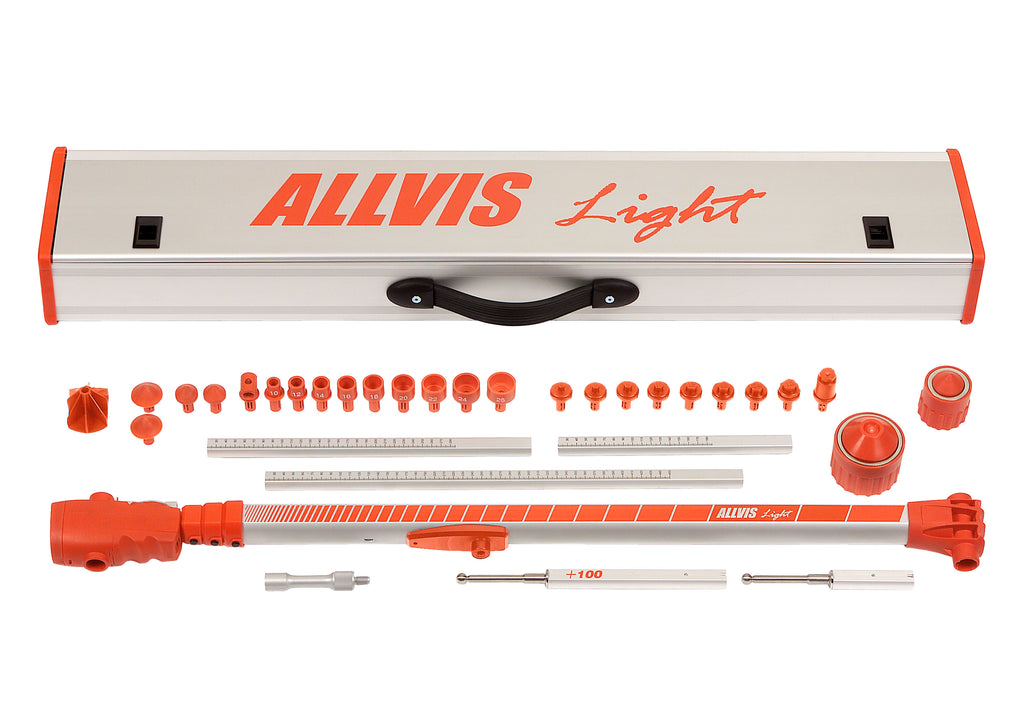 ALLVIS LIGHT 2-D MEASURING SYSTEM