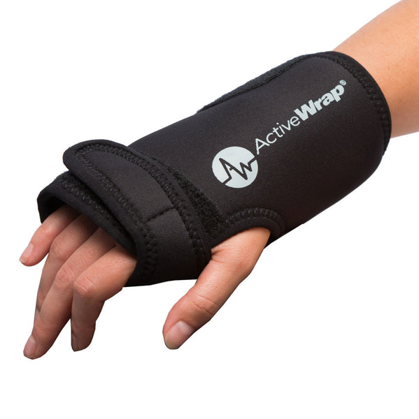 Wrist Heat and Ice Wrap