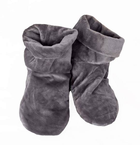 Comfort Booties, hot cold therapy, feet, arthritis, plantar fasciitis