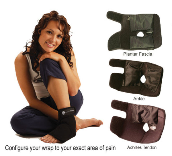 Foot and Ankle Heat and Ice Wrap