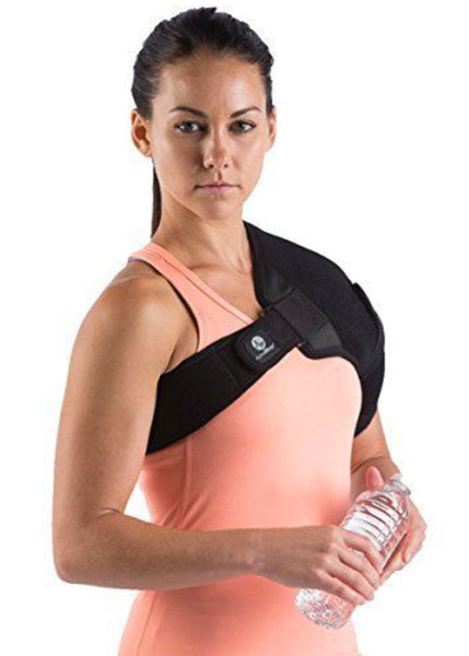 Shoulder Heat and Ice Wrap